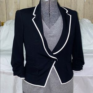 Women's LaROK Button Down Blazer size M